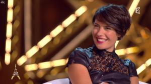 Alessandra Sublet dans un Soir à la Tour Eiffel - 01/10/14 - 49