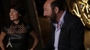 Alessandra Sublet dans Un Soir à la Tour Eiffel - 01/10/14 - 51