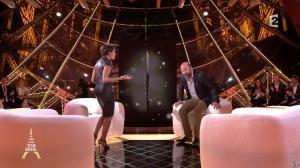 Alessandra Sublet dans Un Soir à la Tour Eiffel - 01/10/14 - 52