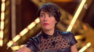 Alessandra Sublet dans un Soir à la Tour Eiffel - 01/10/14 - 57
