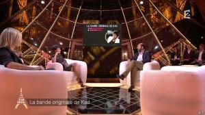 Alessandra Sublet dans un Soir à la Tour Eiffel - 01/10/14 - 59
