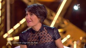 Alessandra Sublet dans un Soir à la Tour Eiffel - 01/10/14 - 60