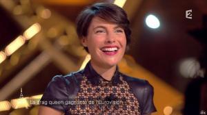 Alessandra Sublet dans Un Soir à la Tour Eiffel - 01/10/14 - 61