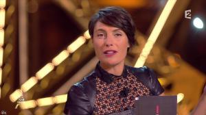 Alessandra Sublet dans Un Soir à la Tour Eiffel - 01/10/14 - 63