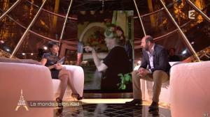 Alessandra Sublet dans un Soir à la Tour Eiffel - 01/10/14 - 69
