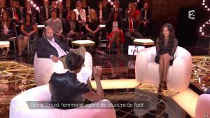 Alessandra Sublet dans Un Soir à la Tour Eiffel - 01/10/14 - 71