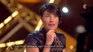Alessandra Sublet dans un Soir à la Tour Eiffel - 01/10/14 - 73
