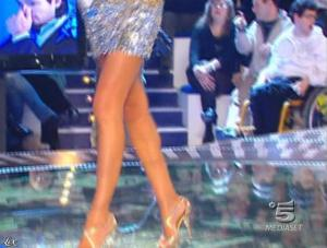Alessia Marcuzzi dans Grande Fratello - 12/01/09 - 08
