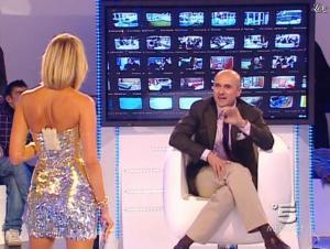 Alessia Marcuzzi dans Grande Fratello - 12/01/09 - 10