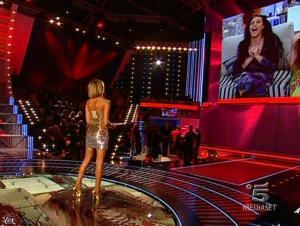 Alessia Marcuzzi dans Grande Fratello - 12/01/09 - 12