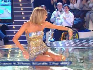 Alessia Marcuzzi dans Grande Fratello - 12/01/09 - 14