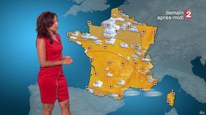 Anaïs Baydemir à la Météo de 20h - 06/09/14 - 05