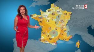 Anaïs Baydemir à la Météo de 20h - 06/09/14 - 06