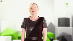 Anne-Elisabeth Lemoine dans C à Vous - 10/10/14 - 01