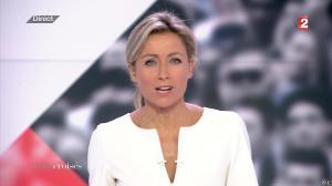 Anne-Sophie Lapix dans Mots Croises - 20/10/14 - 05