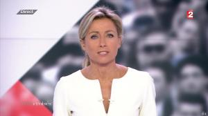 Anne-Sophie Lapix dans Mots Croises - 20/10/14 - 07