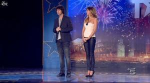 Belen Rodriguez dans Italia s Got Talent - 21/01/12 - 01