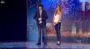 Belen Rodriguez dans Italia s Got Talent - 21/01/12 - 03