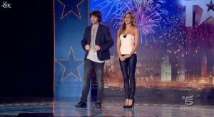 Belen Rodriguez dans Italia s Got Talent - 21/01/12 - 04