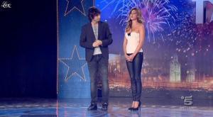 Belen Rodriguez dans Italia s Got Talent - 21/01/12 - 05