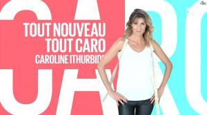 Caroline Ithurbide dans le Grand 8 - 21/10/14 - 01