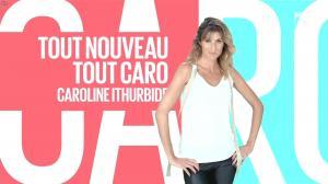 Caroline Ithurbide dans le Grand 8 - 30/09/14 - 03