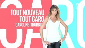 Caroline Ithurbide dans le Grand 8 - 30/09/14 - 04