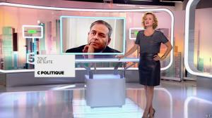 Caroline Roux dans C Politique - 05/10/14 - 005