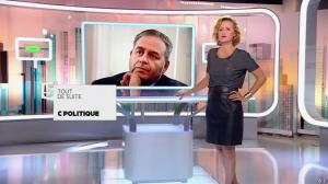 Caroline Roux dans C Politique - 05/10/14 - 006