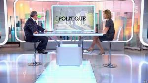 Caroline Roux dans C Politique - 05/10/14 - 011