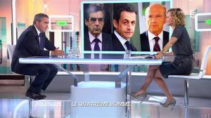 Caroline Roux dans C Politique - 05/10/14 - 013