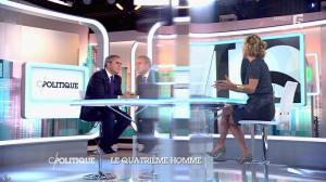 Caroline Roux dans C Politique - 05/10/14 - 025