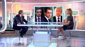 Caroline Roux dans C Politique - 05/10/14 - 029