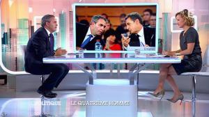 Caroline Roux dans C Politique - 05/10/14 - 031