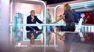 Caroline Roux dans C Politique - 05/10/14 - 032