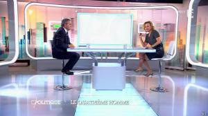 Caroline Roux dans C Politique - 05/10/14 - 034