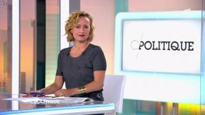 Caroline Roux dans C Politique - 05/10/14 - 035