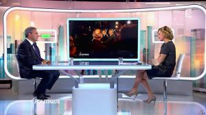 Caroline Roux dans C Politique - 05/10/14 - 037