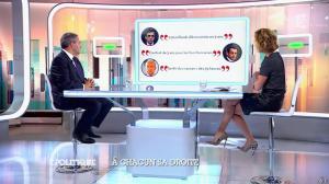 Caroline Roux dans C Politique - 05/10/14 - 041