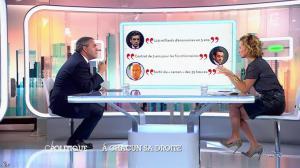 Caroline Roux dans C Politique - 05/10/14 - 050
