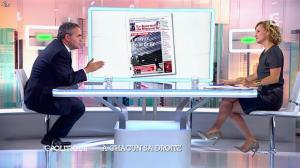 Caroline Roux dans C Politique - 05/10/14 - 051