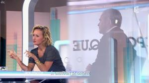 Caroline Roux dans C Politique - 05/10/14 - 057