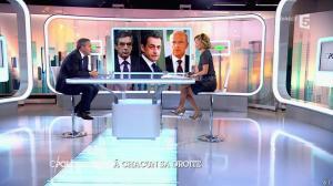 Caroline Roux dans C Politique - 05/10/14 - 059