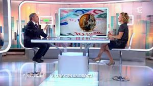 Caroline Roux dans C Politique - 05/10/14 - 060