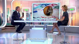 Caroline Roux dans C Politique - 05/10/14 - 061
