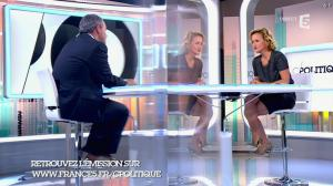 Caroline Roux dans C Politique - 05/10/14 - 062