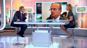 Caroline Roux dans C Politique - 05/10/14 - 063