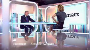 Caroline Roux dans C Politique - 05/10/14 - 066