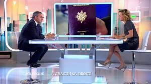 Caroline Roux dans C Politique - 05/10/14 - 067
