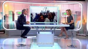 Caroline Roux dans C Politique - 05/10/14 - 072